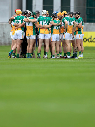 Offaly: beaten by both Galway and Waterford in the championship last summer.