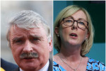 'I found myself shouting at the radio': War of words between Doherty and O'Dea on pension motion