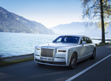9 obsessive details in the new rolls-royce phantom · thejournal.ie
