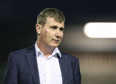 Stephen Kenny.