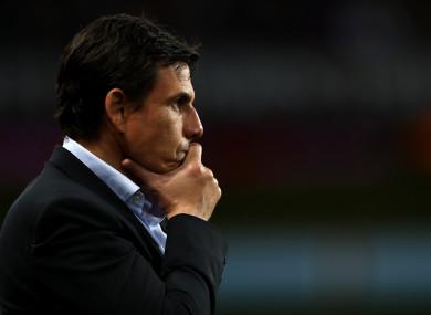 New Sunderland manager Chris Coleman.