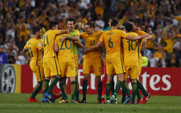 Australia coach quits just a week after guiding them to next summer's World Cup