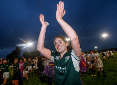 Coghlan after an Ireland-England Legends game in Belfast this summer.