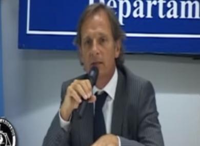 Jorge Delhon.