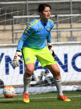 Hourihan has played her club football with Man City since joining in December 2015.