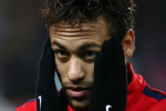 'Have you got nothing else to talk about?': Angered Neymar storms away from Madrid questions