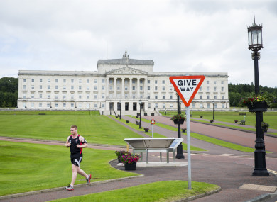 Parliament Buildings at Stormont.