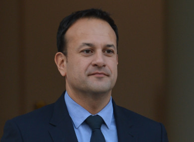 Varadkar was speaking during a trade mission to the US.