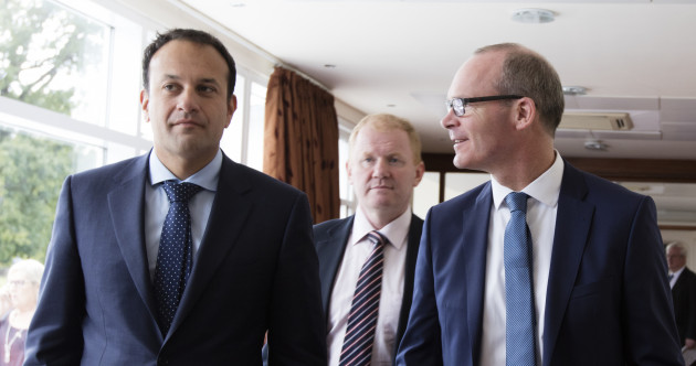 Liveblog: Leo Varadkar announces new Tánaiste and slightly reshuffles his Cabinet