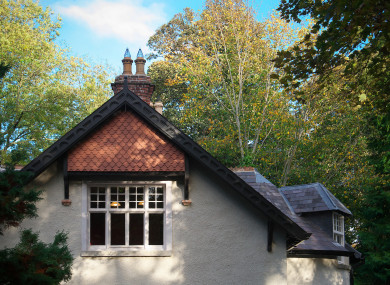 Laurelmere, a cottage in Marlay Park