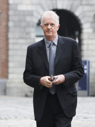Mr Justice Peter Charleton published his report into claims by Garda Keith Harrison yesterday.