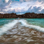 After a devastating series of hurricanes this year, some Caribbean islands are opening their doors to visitors once again, including Turks and Caicos.<span class=