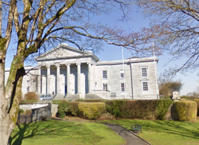 Ennis Courthouse