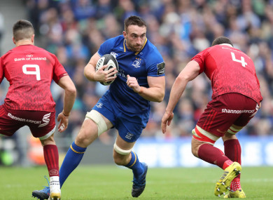 Leinster have won four of the last five meetings between the teams.