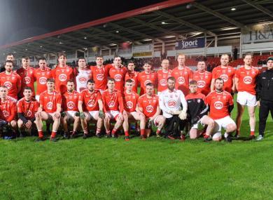 Naomh Colmcille are in the All-Ireland junior semi-final.
