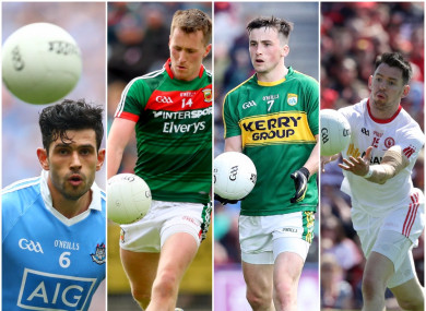 O'Sullivan, O'Connor, Murphy and Donnelly will all be key players.