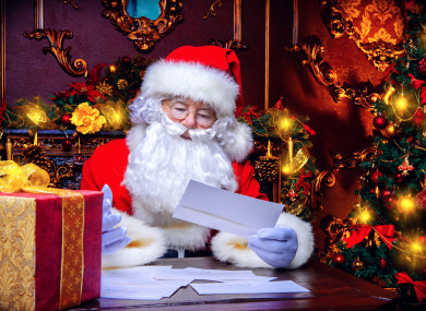 Column Naughty Or Nice The Science Of Santa Claus
