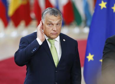 Afbeeldingsresultaat voor Viktor Orban