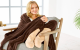 Lidl is now selling a blanket with built-in booties for all the perennially cold people out there