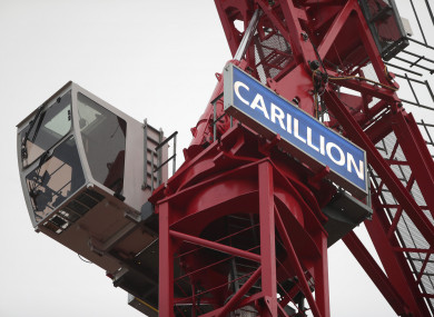 UK construction company Carillion has gone into liquidation.