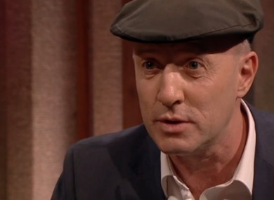 Kerry TD Michael Healy Rae talks about a tragic death of an elderly man in his constituency.
