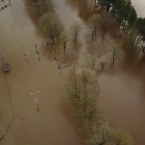 Flooding in Mallow, Co Cork today<span class=
