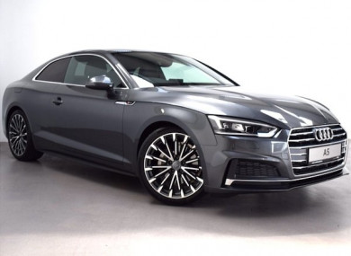 Motor Envy The Audi A Coupe Combines Sportiness With Elegance - Audi a5 coupe