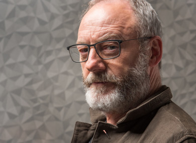 Liam Cunningham will lead the parade.