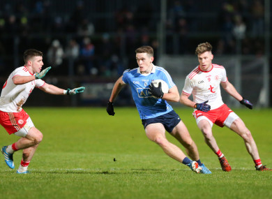 Brian Fenton helped Dublin triumph tonight.