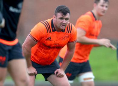 Kilcoyne has returned to Munster training.