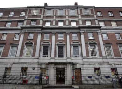 National Maternity Hospital in Holles Street.
