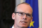 Coveney says 'we can't alter geography and history' amid increasingly tense Brexit talks