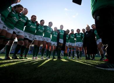Ireland beat Italy 21-8 yesterday.