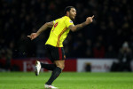 Stunning Troy Deeney finish moves Watford six clear of trouble against struggling Toffees