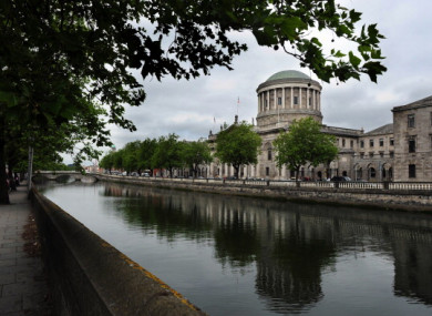 The Fourt Courts in Dublin.
