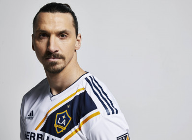 Zlatan Ibrahimovic is expected to make his LA Galaxy debut imminently.
