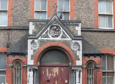 File photo. Former Magdalene Laundry site on Sean McDermott Street in Dublin.