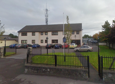 Gardaí at Ashbourne Garda Station are investigating the incident.