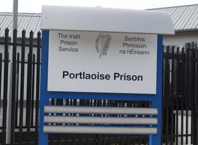 Jonathan Keogh was transferred to Portlaoise Prison on 9 March.