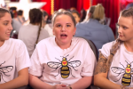 A Manchester terror attack survivor returned to the city for a BGT audition, and Twitter is so emotional