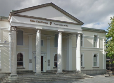 Naas courthouse (File photo)