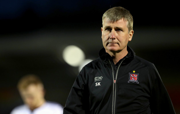 'The game hadn't got enough good football in it' - Kenny frustrated by Cork's direct approach