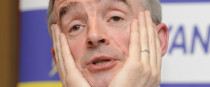 Michael O'Leary was