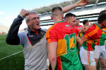 53-point thriller sees Carlow dispatch Antrim after extra-time to set up meeting with Dublin
