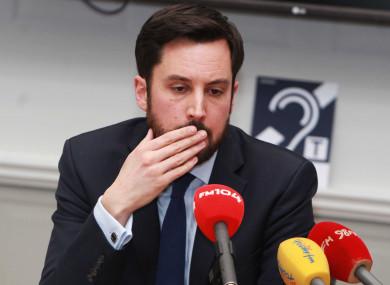 Minister Eoghan Murphy