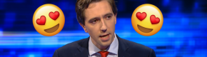 17 of the thirstiest Simon Harris tweets from last night's debate