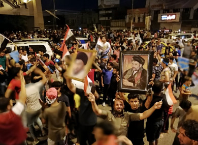 Moqtada Sadr has reinvented himself as an anti-graft crusader after rising to prominence as a powerful militia chief whose fighters battled US forces after the 2003 invasion.