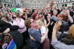 'The next generation will grow up in a more humane and decent Ireland than the one we have known'