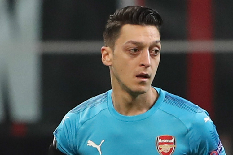 Why Is Mesut The Only Player Keown Criticises The42