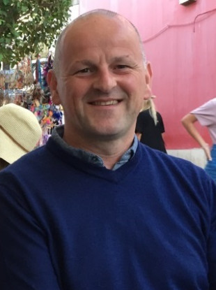 Sean Cox: remains in critical condition.